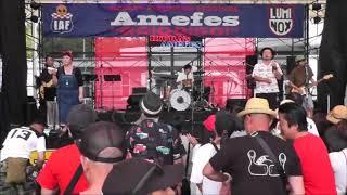 Nona Reevesノーナリーブス 20180819 IKURA'S AMERICAN FESTIVAL2018 02.