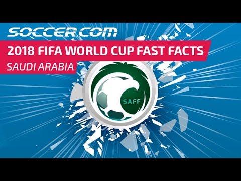 Saudi Arabia - 2018 FIFA World Cup Fast Facts