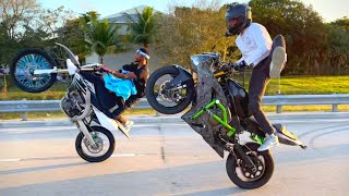 Miami's INSANE Dirt Bike Riders! (GVO 2021)
