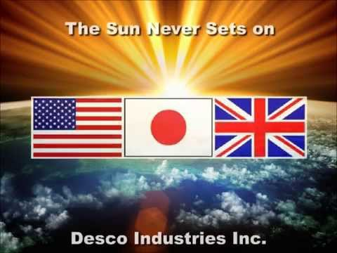 Who is DII?   Desco Industries, Inc.   ESD Control Industry Experts   Manufacturer