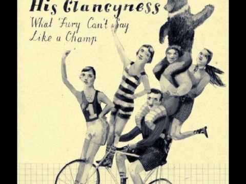 his clancyness - what fury can't say