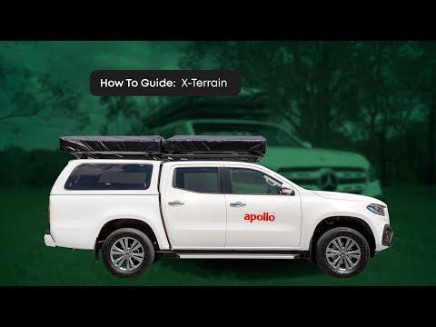 AU - How To Guide Video - X Terrain