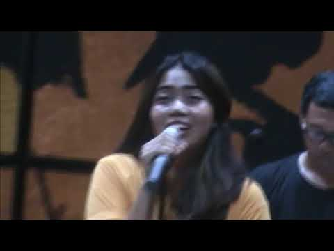 All I Ask - Adele, Cover Song By Lia Magdalena With Glassymusic, Jogja Indonesia