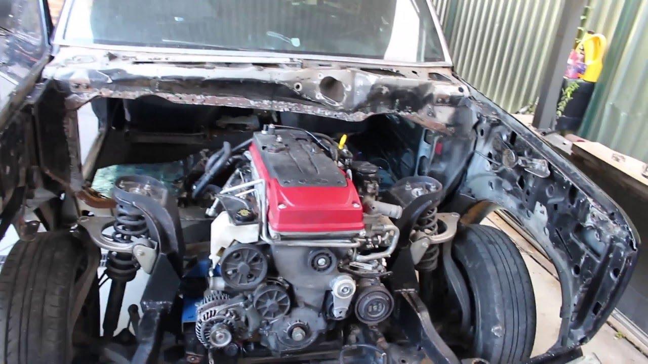 81 Bronco Barra turbo conversion 270T