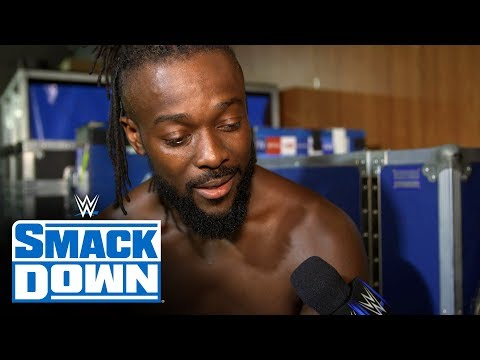 Kofi Kingston not done with Brock Lesnar: SmackDown Exclusive, Oct. 4, 2019