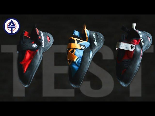 Zapatos de escalada incomparables probados // Flagship // Lyra // Leopard II