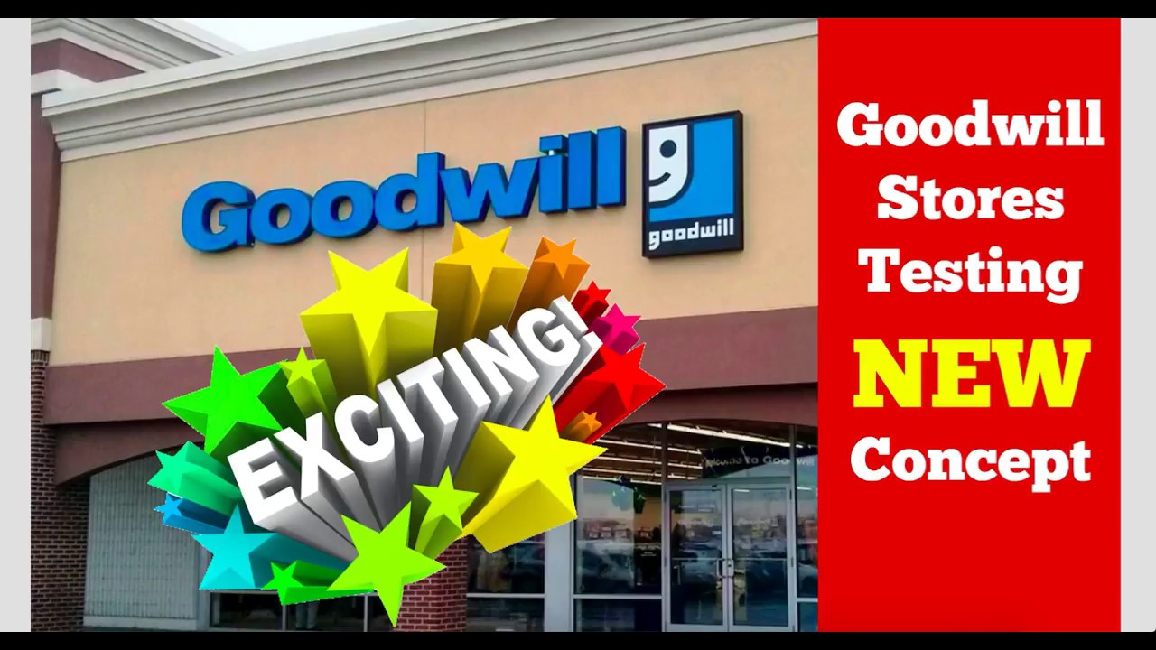 Goodwill stores testing new concept that could help ebay sellers goodwill stores testing new concept that could help ebay sellers fandeluxe Choice Image