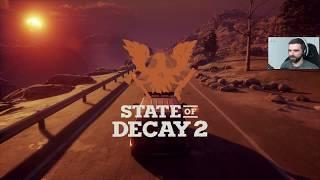State of Decay 2 #1 - Pierwsze wrażenia