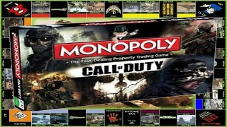 Call Of Duty Monopoly and Risk Board Games with Zombies Are Coming Soon! Official COD Games