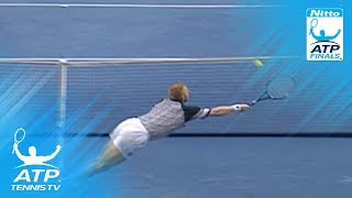 Chang vs Becker: ATP Finals 1995 Final Highlights
