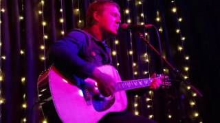 "Brian Fallon - ""Red Lights"" @ Crossroads - 12/21/16"