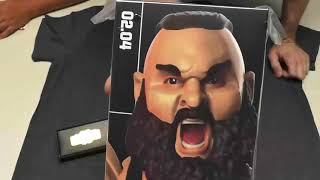 MOPO Loot Crate Unboxing WWE Slam Crate Larger Than Life