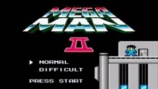 Let's Play Mega Man 2! (Part 1)
