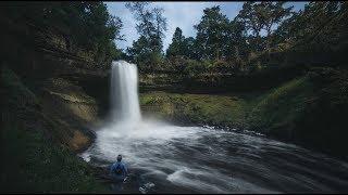 Minneapolis Waterfall Photography!   Minnehaha Falls