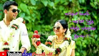 Naan ippothum eppothum unnudan irukka venum | tamil WhatsApp lyrics status