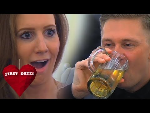 The Awkward Moment When You Get Stood Up But You Fancy Someone Elses Date | First Dates