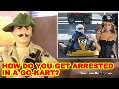 How To Get A DUI In A Go-Kart