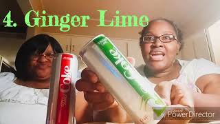 Taste Test: Diet coke zero NEW flavors