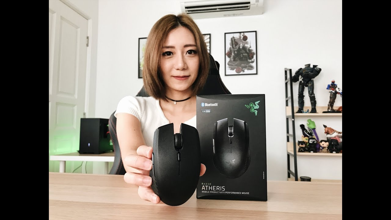 The Best Mouse for Gaming when Travelling? - Razer Atheris