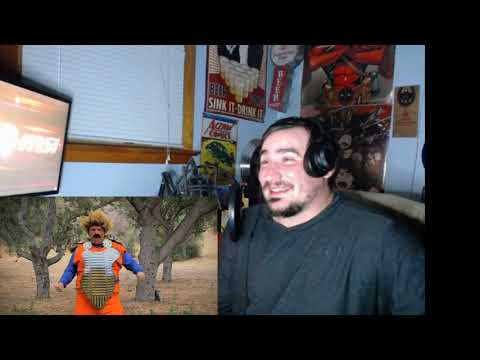 BATTLE OF GODS LIVE ACTION REACTION