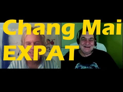 Bam Bam Chang Mai Expat and Andy Lee Talk Live Abroad Travel