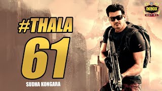 BREAKING: Thala 61 Genre & Producer Revealed | Ajith | inbox