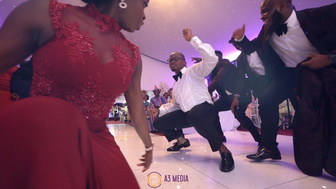 Download Best Nigerian Wedding Dance - Sophia + Dipo // Naira Marley