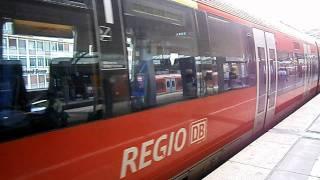 Kleiner Trip zum Hauptbahnhof