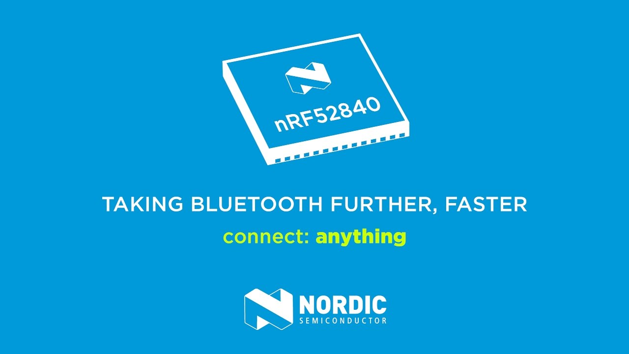 Nordic Semiconductor nRF52840 supports the Bluetooth5 features Long