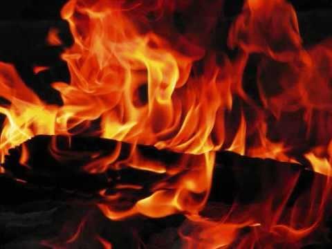 3 Hours Crackling Log Fire Soundscape - YouTube