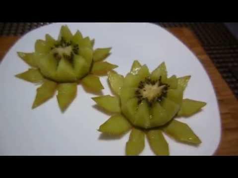 Kiwi En Fleur De Lotus Video Youtube