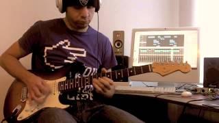 Goodbye Yellow Brick Road - Guitar Cover