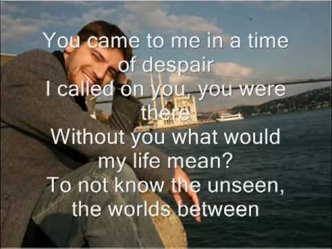 you came to me by sami yusuf - (lyrics).flv
