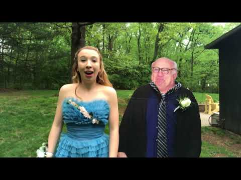 Why did this girl take cardboard Danny DeVito to prom? 'I was having trouble finding a date'