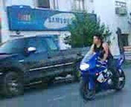 torreon runig motocicle