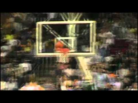 Ray Allen breaks Brad Miller