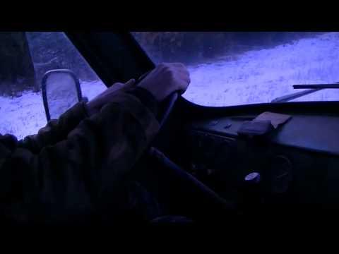 Hajnali UAZ 452