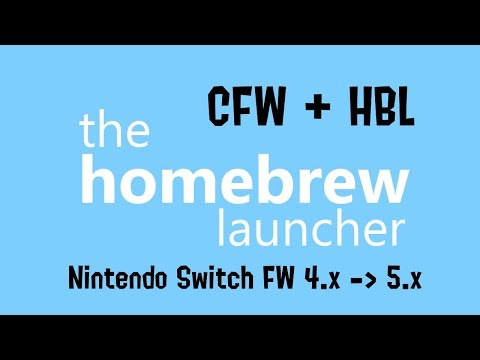 TUTO] Installer Homebrew Menu sur Switch 4 0 0 à 5 0 2 : Underground