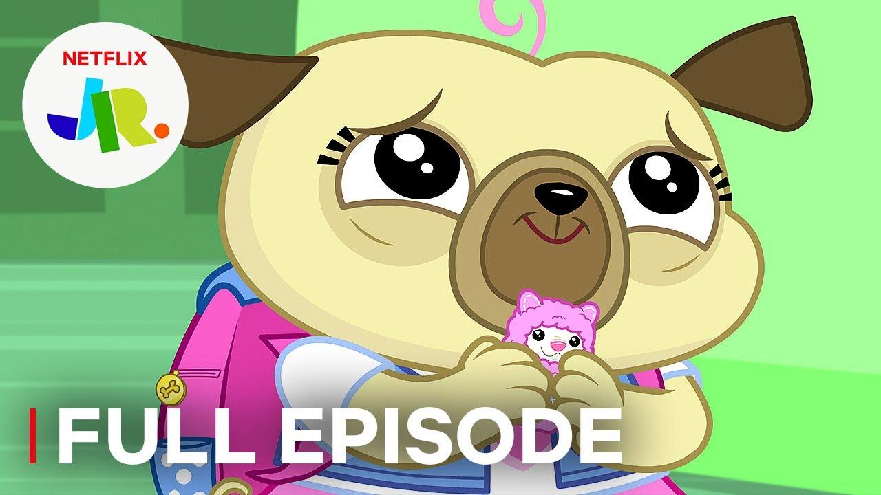 Download Morning Potato! / Chip Starts Kindergarten 🐭📚 Chip and Potato FULL EPISODE   Netflix Jr