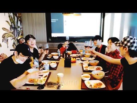 [GOT7] organic7's dinner time at jyp bob