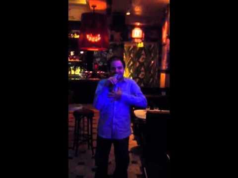 Hazmat at karaoke
