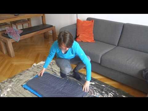 warm schlafen trotz kaputter isomatte youtube. Black Bedroom Furniture Sets. Home Design Ideas