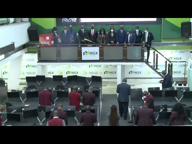 GTCO Commemorates Listing on NGX