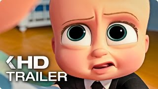 THE BOSS BABY Trailer 2 (2017)