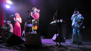 "CocoRosie - ""Lucky Clover"" in Englewood, CO on March 25, 2016"