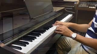 Piano Yamaha YDP-162