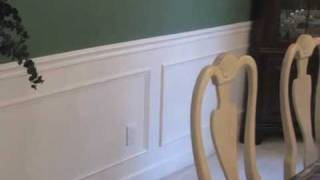 Glenn Peeples Crown Molding