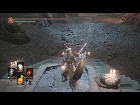 Dark Souls III BOSS 老惡魔王