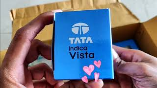 Unboxing TATA scale model cars