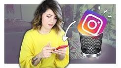 ES REICHT! Ich lösche Instagram!